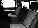 2011 Ram Trucks Ram 1500 SLT, rear seats from drivers side.