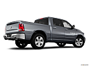 2011 Ram Trucks Ram 1500 SLT, low/wide rear 5/8.