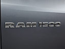 2011 Ram Trucks Ram 1500 SLT, rear model badge/emblem