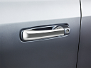 2011 Ram Trucks Ram 1500 SLT Quad, drivers side door handle.