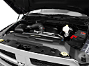 2011 Ram Trucks Ram 1500 SLT Quad, engine.