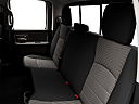 2011 Ram Trucks Ram 1500 SLT Quad, rear seats from drivers side.