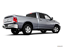 2011 Ram Trucks Ram 1500 SLT Quad, low/wide rear 5/8.
