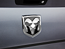 2011 Ram Trucks Ram 1500 SLT Quad, rear manufacture badge/emblem