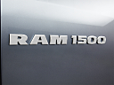 2011 Ram Trucks Ram 1500 SLT Quad, rear model badge/emblem