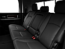 2011 Ram Trucks Ram 2500 Laramie Mega Cab, rear seats from drivers side.