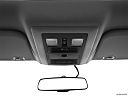 2011 Ram Trucks Ram 2500 Laramie Mega Cab, courtesy lamps/ceiling controls.