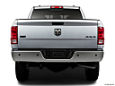 2011 Ram Trucks Ram 2500 Laramie Mega Cab, low/wide rear.