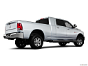 2011 Ram Trucks Ram 2500 Laramie Mega Cab, low/wide rear 5/8.