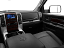 2011 Ram Trucks Ram 2500 Laramie Mega Cab, center console/passenger side.