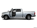 2011 Ram Trucks Ram 2500 Laramie, driver's side profile with drivers side door open.
