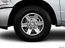 2011 Ram Trucks Ram 2500 Laramie, front drivers side wheel at profile.