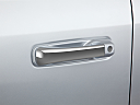 2011 Ram Trucks Ram 2500 Laramie, drivers side door handle.