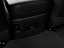 2011 Ram Trucks Ram 2500 Laramie, rear a/c controls.