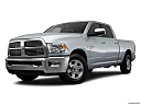 2011 Ram Trucks Ram 2500 Laramie, front angle medium view.