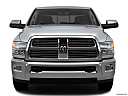 2011 Ram Trucks Ram 2500 Laramie, low/wide front.