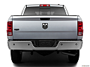 2011 Ram Trucks Ram 2500 Laramie, low/wide rear.