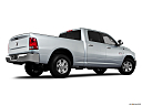 2011 Ram Trucks Ram 2500 Laramie, low/wide rear 5/8.