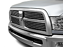 2011 Ram Trucks Ram 2500 Laramie, close up of grill.