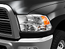 2011 Ram Trucks Ram 3500 DRW Laramie, drivers side headlight.