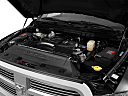 2011 Ram Trucks Ram 3500 DRW Laramie, engine.