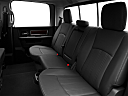 2011 Ram Trucks Ram 3500 DRW Laramie, rear seats from drivers side.