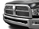 2011 Ram Trucks Ram 3500 DRW Laramie, close up of grill.