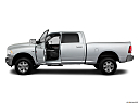 2011 Ram Trucks Ram 3500 Laramie, driver's side profile with drivers side door open.