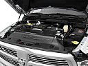 2011 Ram Trucks Ram 3500 Laramie, engine.