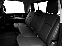 2011 Ram Trucks Ram 3500 Laramie, rear seats from drivers side.
