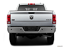 2011 Ram Trucks Ram 3500 Laramie, low/wide rear.