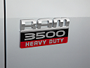 2011 Ram Trucks Ram 3500 Laramie, rear model badge/emblem