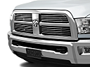 2011 Ram Trucks Ram 3500 Laramie, close up of grill.