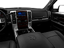 2011 Ram Trucks Ram 3500 Laramie, center console/passenger side.