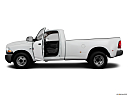 2011 Ram Trucks Ram 3500 DRW ST, driver's side profile with drivers side door open.