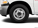 2011 Ram Trucks Ram 3500 DRW ST, front drivers side wheel at profile.