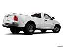 2011 Ram Trucks Ram 3500 DRW ST, low/wide rear 5/8.