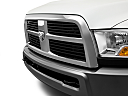 2011 Ram Trucks Ram 3500 DRW ST, close up of grill.