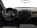 2011 Ram Trucks Ram 3500 DRW ST, steering wheel/center console.
