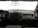2011 Ram Trucks Ram 3500 DRW ST, center console/passenger side.