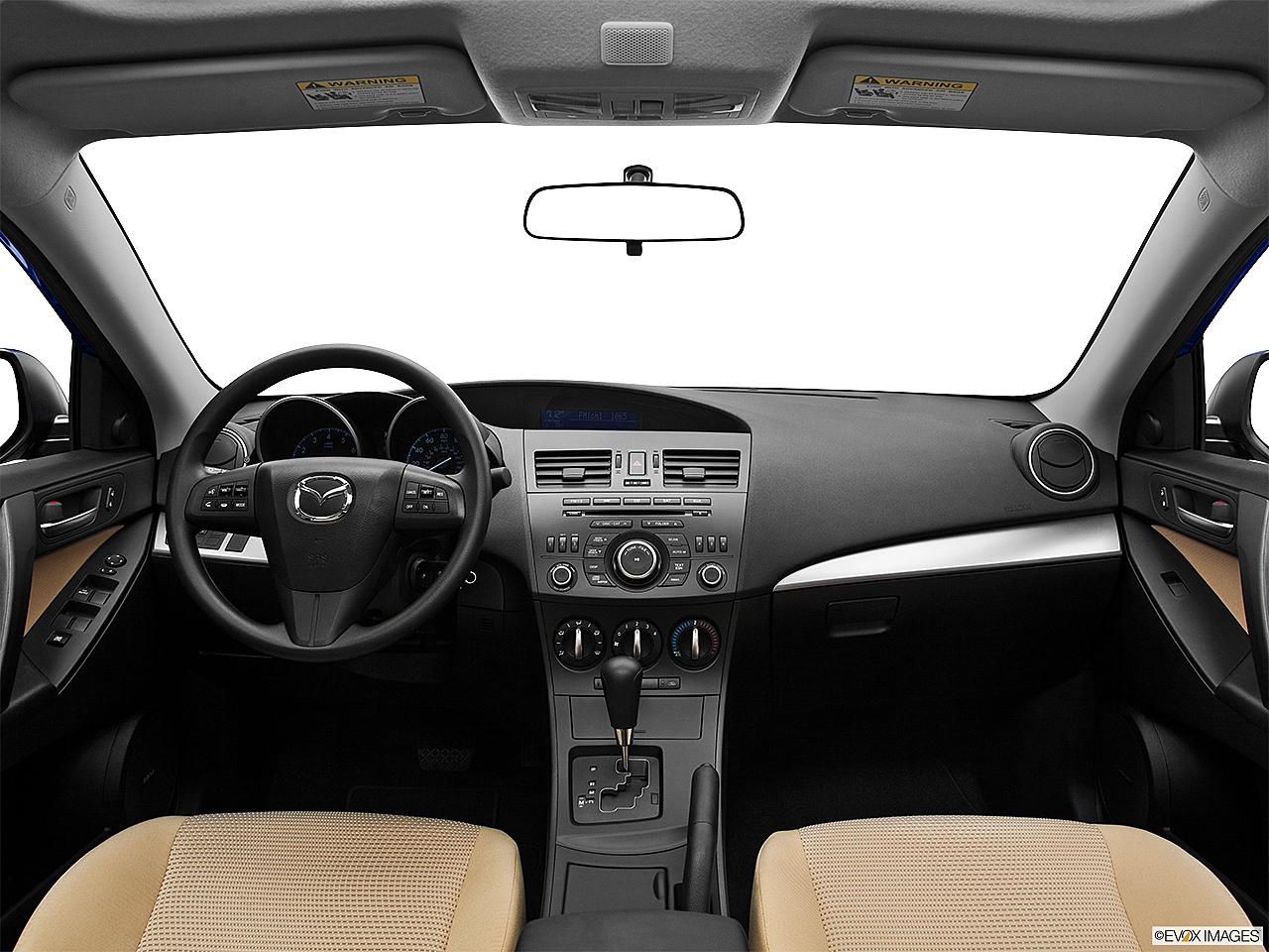 2012 Mazda Mazda3 i Touring 4dr Sedan 5A w/R Production - Research ...