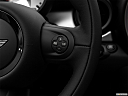 2012 Mini Cooper, steering wheel controls (right side)