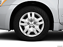 2012 Nissan Altima 2.5 S, front drivers side wheel at profile.