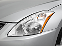 2012 Nissan Altima 2.5 S, drivers side headlight.