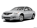 2012 Nissan Altima 2.5 S, front angle medium view.