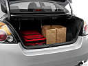 2012 Nissan Altima 2.5 S, trunk props.