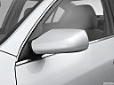2012 Nissan Altima 2.5 S, driver's side mirror, 3_4 rear