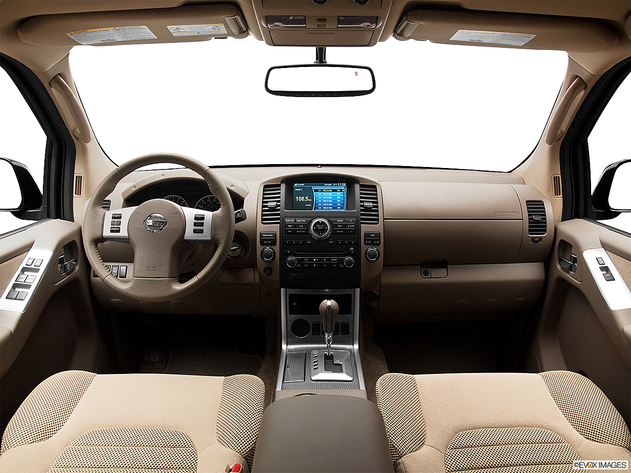 2012 Nissan Pathfinder 4x4 S 4dr Suv Research Groovecar