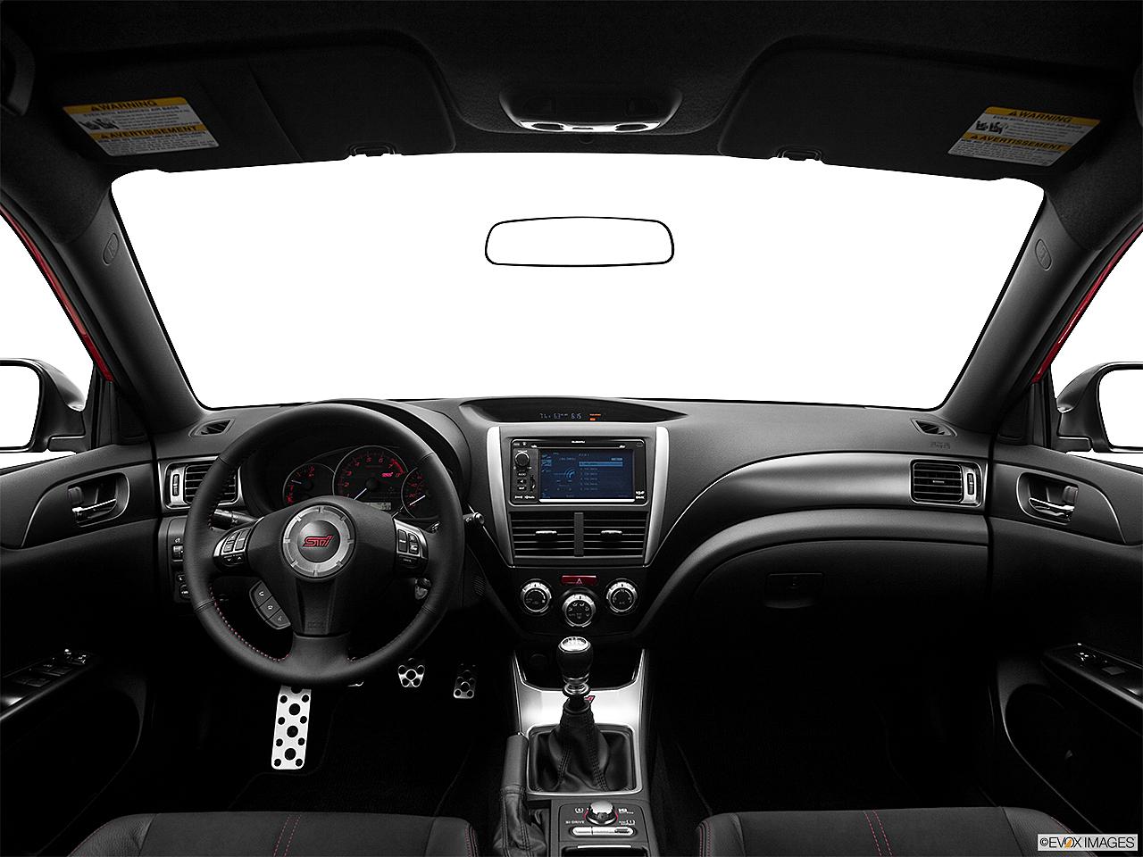 2012 Subaru Impreza AWD WRX STI 4dr Sedan - Research - GrooveCar