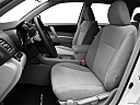 2012 Toyota Highlander, front seats from drivers side.